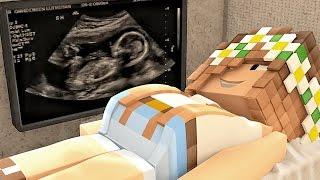 Ребенок Девушка БЕРЕМЕННА в Майнкрафте ! - Мир Детей #5 Майнкрафт Дети ! Кто Твой Папочка Minecraft