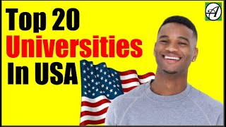 Top 20 Universities in USA for International Students in 2021