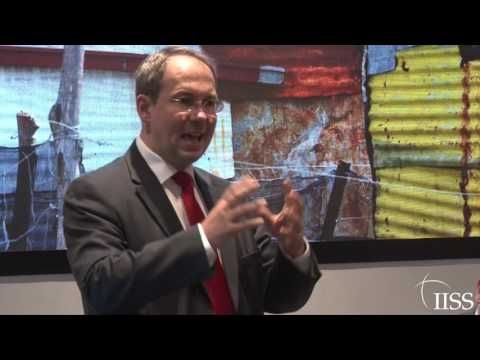 Adelphi Book Launch: Business and Conflict in Fragile States