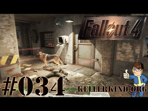 Fallout 4 [HD|60FPS] #034 - Kaserne der Nationalgarde ★ Let's Play Fallout 4
