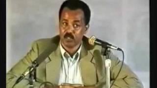 Eritrea - Isaias Afewerki Eritrea Part 1