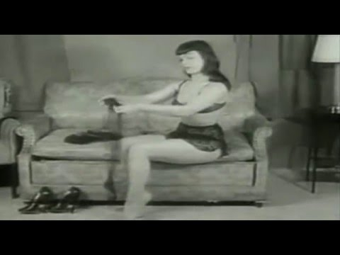 Pin-Up Ecards, Bettie Page April 22 1923 December 11 2008 was an..