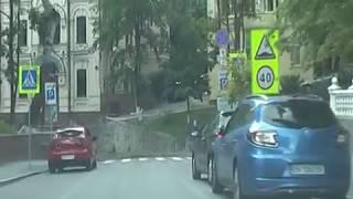 Урок вождения 28