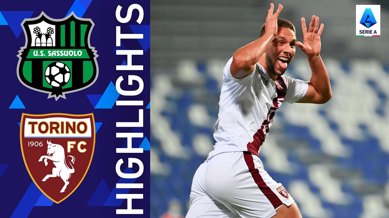 Sassuolo 0-1 Torino | Pjaca wins it with a curler! | Serie A 2021/22