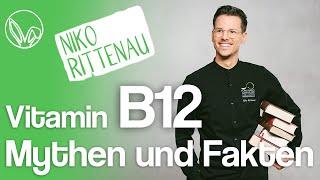 Vitamin B12 Mangel einfach Vorbeugen | Lebensmittel | Hintergründe (Niko Rittenau im Interview )