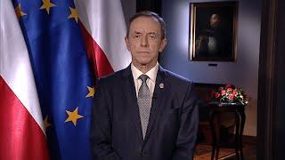 Film do artykułu: Marszałek Senatu Tomasz...