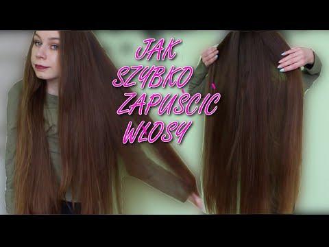 Maska dla wzmocnienia i wzrostu włosów i przeciw wypadaniu włosów