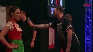 Peter Wright vs. Ross Smith | German Darts Grand Prix 2019 | Round 2