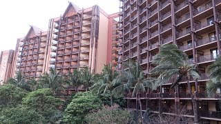 Our Travel Day To Aulani A Disney Resort In Hawaii!!   DVC 1 Bedroom Villa Tour