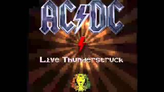 Acdc - Live Thanderstruck FULL ALBUM