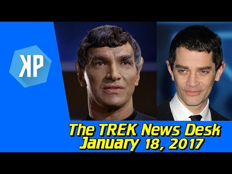 Star Trek: Discovery Breaking News: Sarek in the cast, and another delay | MTW