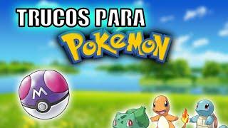 Trucos Para Pokemon Rojo Fuego-Emulador My Boy GBA