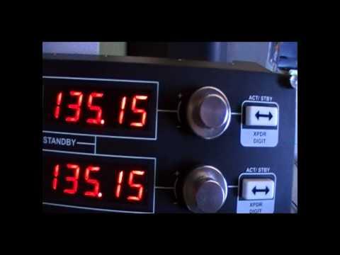 Видео № 0 из игры Saitek Pro Flight Radio Panel многофункциональная панель