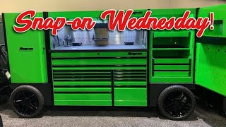 SNAP-ON WEDNESDAY - New Tool Talk From SFC 2019 And MORE!