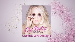 Carrie Underwood's Cry Pretty Album Track Reveal
