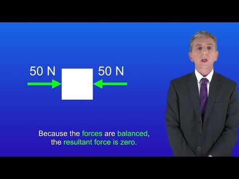 GCSE Science Physics (9-1) Newton's First Law of Motion