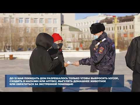 «Айсблог»: в новых «Хрониках коронавируса» показали, как работает полиция