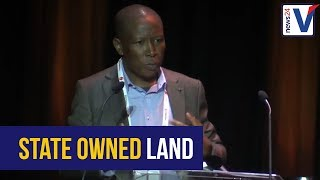Julius Malema: What will happen to land when EFF is in power?