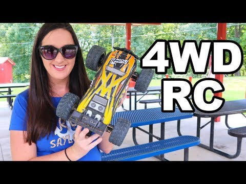4WD 1/12th Scale RC Truggy - WLtoys 12404 - The RcSaylors