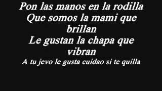 """La Materialista - """"La Chapa Que Vibran"""" [Lyric Vídeo]"""
