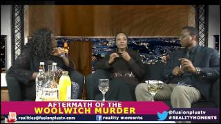 Aftermath of the Woolwich Murder