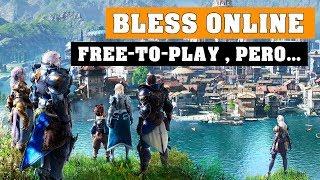 Bless Online ya está GRATIS (Free-to-play), pero no espereis grandes mejoras