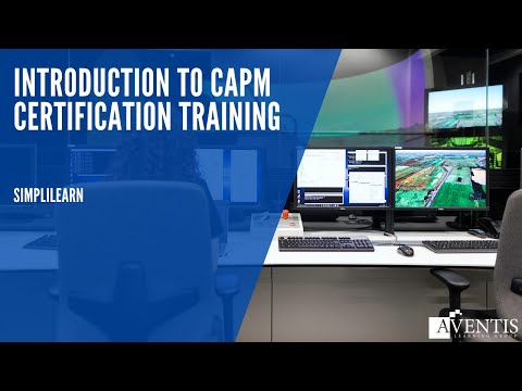 Introduction To CAPM Certification Training - YouTube