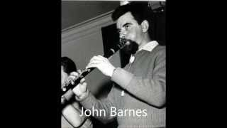 John  Barnes & Trio - When You and I Were Young, Maggie