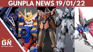 Gunpla News: Sinanju Stein, Destiny, Maganac, Wing EW, Jarja, Silver Bullet, Hazel II