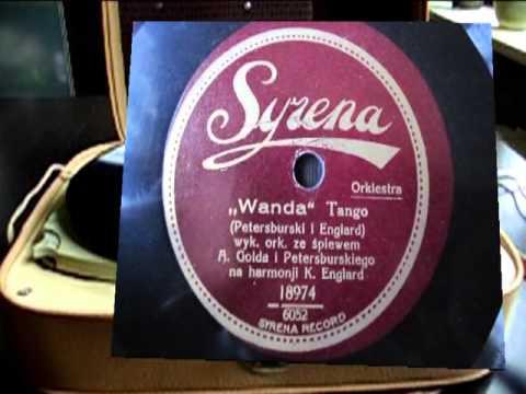 Wanda (Tango) orkiestra Petersburski&Gold&Englard.