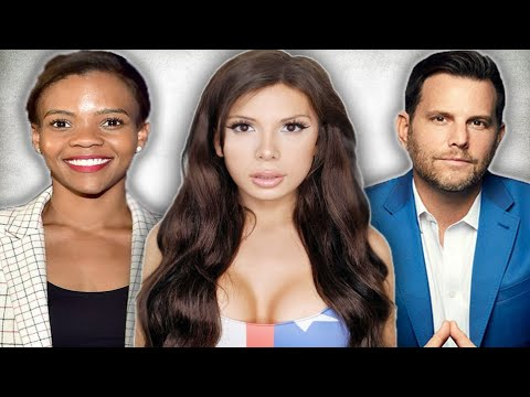 Why the Right-Wing LOVE Black and LGBT Conservative Grifters (Blaire White/Candace Owens/Dave Rubin)