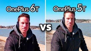 OnePlus 6T vs 5T: Camera Comparison Test!
