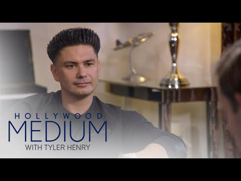 Tyler Henry Decodes How DJ Pauly D's Best Friend Died | Hollywood Medium with Tyler Henry | E!