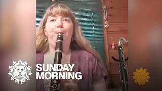 """Abblasen"" performed by Kelly Austermann"