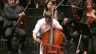 ARD-Musikwettbewerb 2016 Semifinale Kontrabass Michail-Pavlos Semsis, Griechenl.