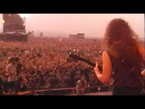 "In 1991 Metallica performed ""Enter Sandman"" live in Moscow for 1.6 million fans."