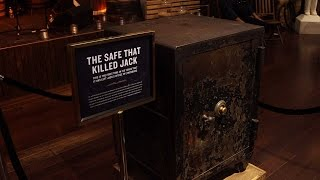 The incredibly strange story of how Jack Daniel died