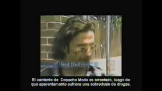 Dave Gahan 1996 interview