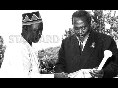 How Jomo Kenyatta and Oginga Odinga's families have shaped Kenyan politics