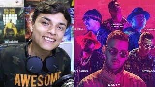 [Reaccion] Ta To Gucci (Remix) - Cauty x Rafa Pabön x Brytiago x Cosculluela x Darell x Chencho