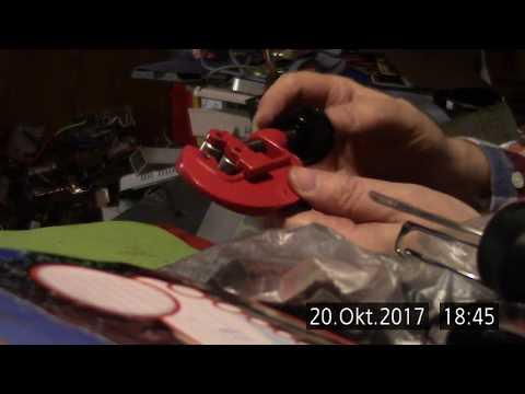 Was ein Rohrschneider ist und wie man ihn benutzt