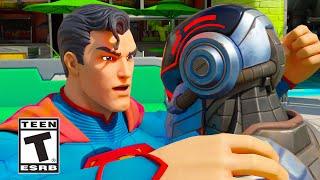 NEW Fortnite Superman Trailer
