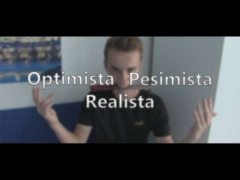 Optimista Pesimista Realista | by NejHater