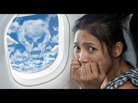 Не бойтесь летать, сделайте вот что! Как справиться со страхом полетов - аэрофобия