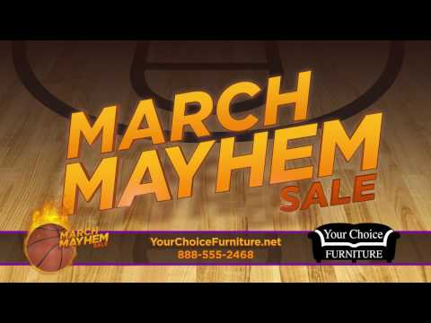 March Mayhem - TV