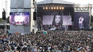 Ariana Grande | Be Alright & Break Free (Live at One Love Manchester)