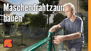 GAH Alberts Workshop - Zaunbau mit Fix-Clip Pro, Im Flachland und am ...