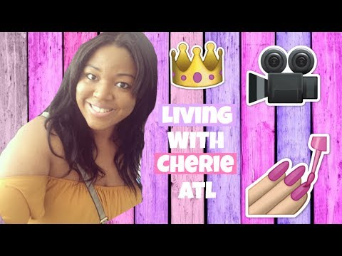 Welcome to Living with Cherie ATL!