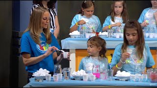 """05 - """"Awesomeness Of God"""" - 3ABN Kids Camp Creation Crafts"""