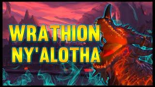 Wrathion - Nyalotha, The Waking City - 8.3 PTR - FATBOSS